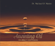 Anointing Oil:  Healing Confessions
