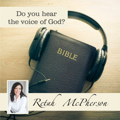 Do you hear the voice of God?
