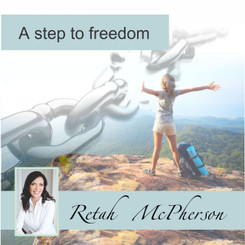 """Retah McPherson's English MP3 teaching about """"A Step to Freedom."""" This is a English MP3 teaching. This product you will download directly after purchase. No CD will be shipped to you."""