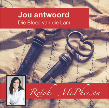 "Retah McPherson's Afrikaans CD teaching about ""Your Answer - The Blood of the Lamb."" This is an Afrikaans CD teaching. This CD will be send to you via postal service or FedEx, it depends which shipping method you choose."