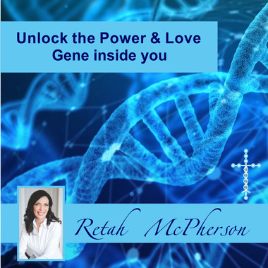 """Retah McPherson's English MP3 teaching about """"Unlock the Power & Love Gene inside you."""" This is an English MP3 teaching. This product you will download directly after purchase. No CD will be shipped to you."""