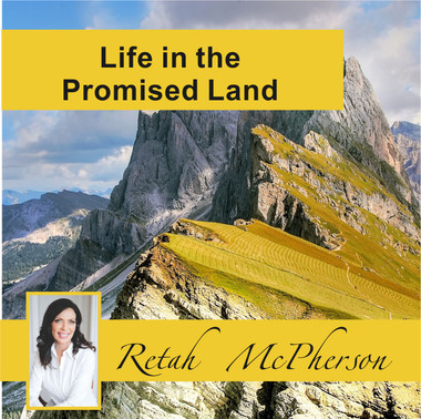 "Retah McPherson's English MP3 teaching about ""Life in the Promised Land."" This is an English MP3 teaching. This product you will download directly after purchase. No CD will be shipped to you."