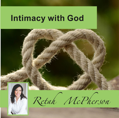 """Retah McPherson's English MP3 teaching about """"Intimacy with God."""" This is an English MP3 teaching. This product you will download directly after purchase. No CD will be shipped to you."""