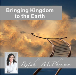 "Retah McPherson's English MP3 teaching about ""Bringing Kingdom to the Earth."" This is an English MP3 teaching. This product you will download directly after purchase. No CD will be shipped to you."