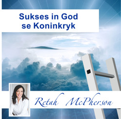 """Retah McPherson's Afrikaans CD teaching about """"Sukses in God se Koninkryk."""" This is an Afrikaans CD teaching. This CD will be send to you via postal service or courier, it depends which shipping method you choose."""