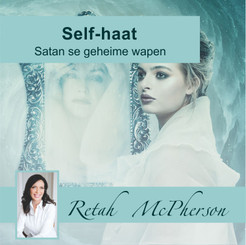 "Retah McPherson's Afrikaans MP3 teaching about ""Self-haat, Satan se geheime wapen."" This is an Afrikaans MP3 teaching. This product you will download directly after purchase. No CD will be shipped to you."