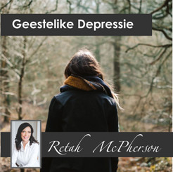 "Retah McPherson's Afrikaans MP3 teaching about ""Geestelike Depressie."" This is an Afrikaans MP3 teaching. This product you will download directly after purchase. No CD will be shipped to you."