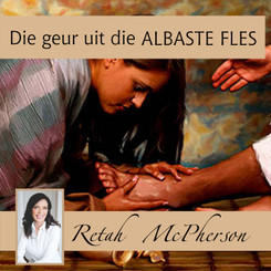 "Retah McPherson's Afrikaans MP3 teaching about ""Die geur uit die Albaste fles."" This is an Afrikaans MP3 teaching. This product you will download directly after purchase. No CD will be shipped to you."