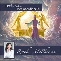 """Retah McPherson's Afrikaans MP3 teaching about """"Leef in God se Teenwoordigheid."""" This is an Afrikaans MP3 teaching. This product you will download directly after purchase. No CD will be shipped to you."""