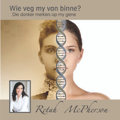 """Retah McPherson's Afrikaans MP3 teaching about """"Wie veg my van binne? Die donker merkers op my gene."""" This is an Afrikaans MP3 teaching. This product you will download directly after purchase. No CD will be shipped to you."""