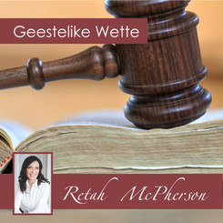 "Retah McPherson's Afrikaans MP3 teaching about ""Geestelike Wette."" This is an Afrikaans MP3 teaching. This product you will download directly after purchase. No CD will be shipped to you."