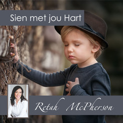 """Retah McPherson's Afrikaans MP3 teaching about """"Sien met jou hart."""" This is an Afrikaans MP3 teaching. This product you will download directly after purchase. No CD will be shipped to you."""