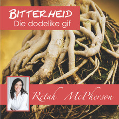 "Retah McPherson's Afrikaans MP3 teaching about ""Bitterheid - die dodelike gif."" This is an Afrikaans MP3 teaching. This product you will download directly after purchase. No CD will be shipped to you."