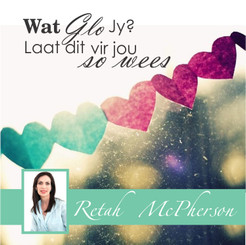 """Retah McPherson's Afrikaans MP3 teaching about """"Wat glo jy? Laat dit vir jou so wees."""" This is an Afrikaans MP3 teaching. This product you will download directly after purchase. No CD will be shipped to you."""