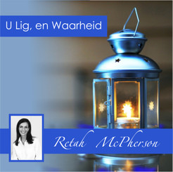 "Retah McPherson's Afrikaans MP3 teaching about ""U Lig en Waarheid."" This is an Afrikaans MP3 teaching. This product you will download directly after purchase. No CD will be shipped to you."