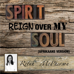 "Retah McPherson's Afrikaans MP3 teaching about ""Spirit reign over my soul."" This is an Afrikaans MP3 teaching. This product you will download directly after purchase. No CD will be shipped to you."
