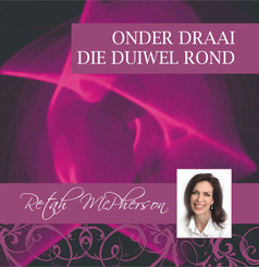 "Retah McPherson's Afrikaans MP3 teaching about ""Onder draai die duiwel rond."" This is an Afrikaans MP3 teaching. This product you will download directly after purchase. No CD will be shipped to you."