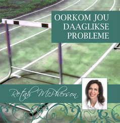"""Retah McPherson's Afrikaans MP3 teaching about """"Oorkom jou daaglikse probleme."""" This is an Afrikaans MP3 teaching. This product you will download directly after purchase. No CD will be shipped to you."""
