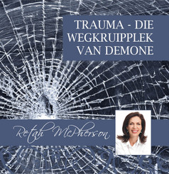 """Retah McPherson's Afrikaans MP3 teaching about """"Trauma - die wegkruipplek van demone."""" This is an Afrikaans MP3 teaching. This product you will download directly after purchase. No CD will be shipped to you."""