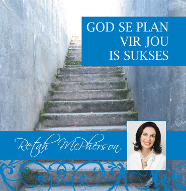 """Retah McPherson's Afrikaans MP3 teaching about """"God se plan vir jou is sukses."""" This is an Afrikaans MP3 teaching. This product you will download directly after purchase. No CD will be shipped to you."""
