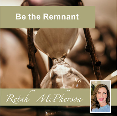"""Retah McPherson's English MP3 teaching about """"Be the Remnant."""" This is an English MP3 teaching. This product you will download directly after purchase. No CD will be shipped to you."""