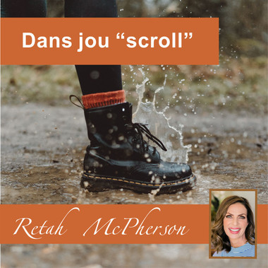 """Retah McPherson's Afrikaans MP3 teaching about """"Dans jou 'scroll'."""" This is an Afrikaans MP3 teaching. This product you will download directly after purchase. No CD will be shipped to you."""