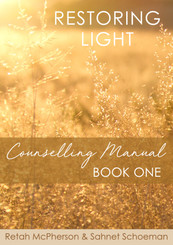 "This is the first manual in the Restoring Light series. John 1:4 In Him was Life and the Life was the Light of men. We are thankful to our Father for teaching, guiding and training us. We believe that it is God's time for the release of this book – for restoration is God's priority. This is not the ""end all and be all"" manual for inner healing. We realize that we all know in part. This book is a result of years of seeking His face for the answers to our brokenness and captivity. We are confident that this book will help to restore you to Sonship and will give you some answers to the areas that just did not want to yield in breakthrough. This book is not a mere research book based on facts. We walked through, prayed through, fasted through each part and saw His power, love and freedom manifest in our lives as our understanding increased. This book is not a self-help manual, it is a counsellor's manual. It should be used in the process of inner healing as you walk with someone who can take your hand and prayerfully trust God for healing. We bless your journey of healing as we know that the restoration of the light of life in you is very dear to the Father's heart. He alone is able to save to the uttermost! Retah McPherson and Sahnet Schoeman"