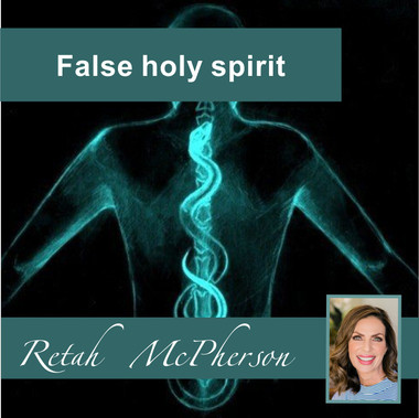 """Retah McPherson's English MP3 teaching about """"False holy spirit."""" This is an English MP3 teaching. This product you will download directly after purchase. No CD will be shipped to you."""