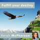 """Retah McPherson's English MP3 teaching about """"Fulfill your destiny."""" This is an English MP3 teaching. This product you will download directly after purchase. No CD will be shipped to you."""
