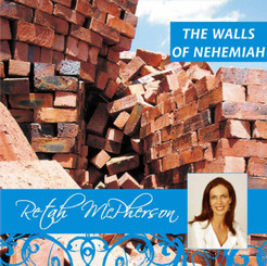 The walls of Nehemiah