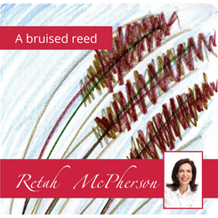 Retah McPherson's English MP3 teaching regarding A bruised reed.  Please note this is a downloadable teaching. A link to download the teaching will be send to you via email after purchase.