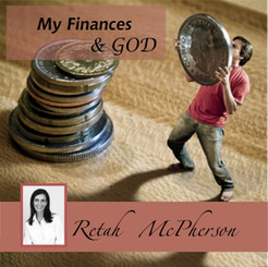 """Retah McPherson's MP3 teaching regarding """"My finances and God."""" This product you will download directly after purchase. No CD will be shipped to you."""