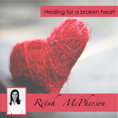 Healing for a broken heart