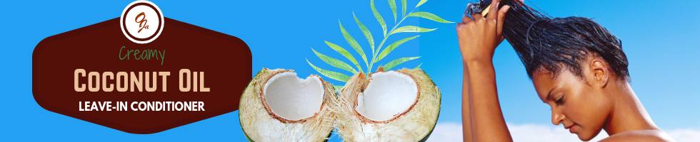 organic coconut oil hair treatment products