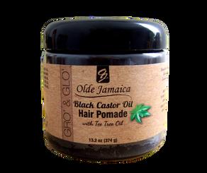 Olde Jamaica Black Castor Oil Pomade - 13.2 oz