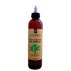 Olde Jamaica Black Castor Oil Treatment  - 8 fl oz