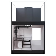 Reefer 250 - 65 Gallon Black All In One Aquarium V3 Sump - Red Sea