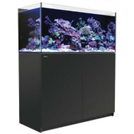 Reefer 350 - 91 Gallon Black All In One Aquarium V3 Sump - Red Sea