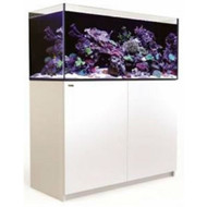 Reefer 350 - 91 Gallon White All In One Aquarium V3 Sump - Red Sea