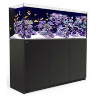 Reefer 525 XL - 139 Gallon Black All In One Aquarium V3 Sump - Red Sea