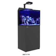 Max E 170 - 43 Gallon Black Complete Reef System - Red Sea