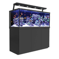 MAX S-Series S-650 Black 175 Gallon Complete Reef System  - Red Sea