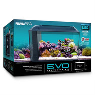 "Evo Aquarium Kit 13.5 Gallons (22"" x 11.5"" x 12.5"") - Fluval"