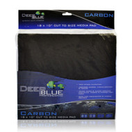 "Activated Carbon Filter Pad 18"" x 10"" - Deep Blue"