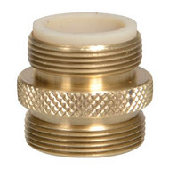 "Python Brass Adapter 13/16"" x 27"