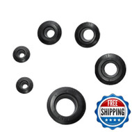 "Uniseal (1"" inch Pipe) Pipe Grommets Pipe To Tank Seals - Uniseal"