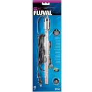 M 50 Watt Submersible Glass  Heater (up to 15 Gallons) - Fluval