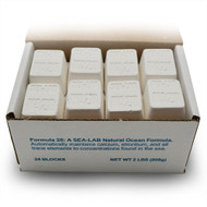 Sea Lab #28 Automatic Replenisher 24 Blocks (2 lb Box) - Sea-Lab