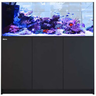 Reefer Peninsula P650 - 173 Gallon Complete System Black - Red Sea