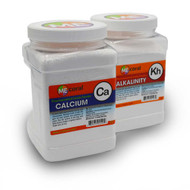 ME 2 Part Calcium (CA) & Alkalinity (KH) Powder - Bulk (Makes 4 Gallon of Each) - Pharmaceutical Grade - MECoral